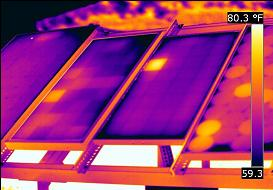 Thermography Solar Panel Inspections