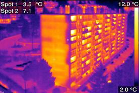 Building Infared Inspections
