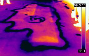 Roof Thermograhy Inspections