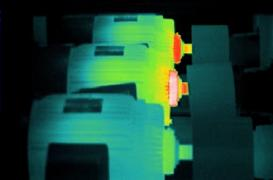 Mechanical Inspections Thermography